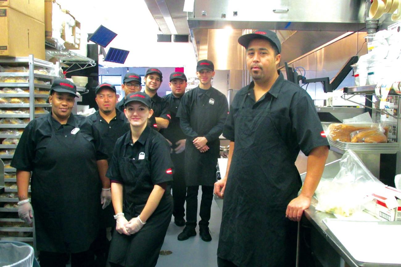 Part Time At Smashburger