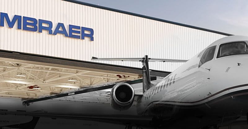 Work at Embraer- How can I apply?