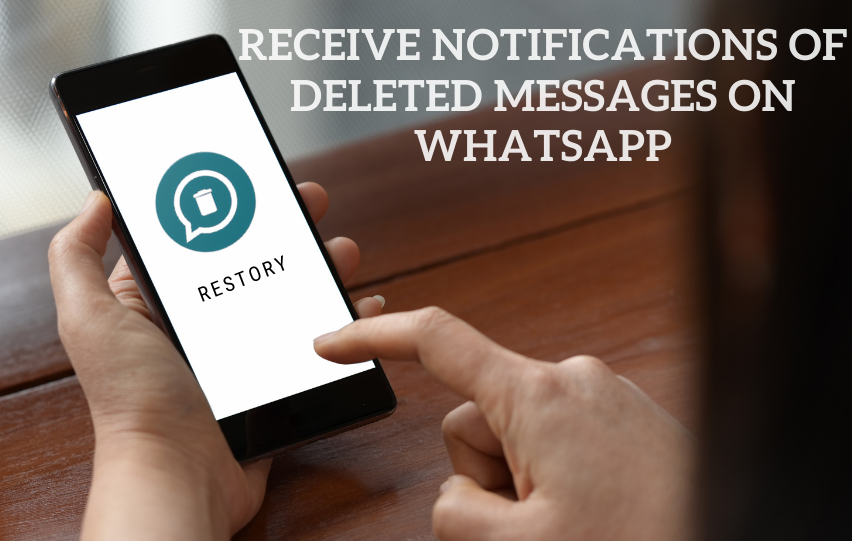 Restory: Receive Notifications of Deleted Messages on WhatsApp - Free Download