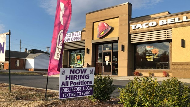 Why Taco Bell Can Be A Great Opportunity For You