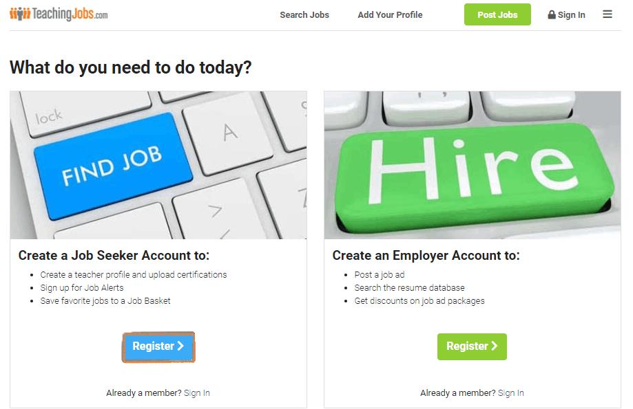 TeachingJobs - Find the Right Job