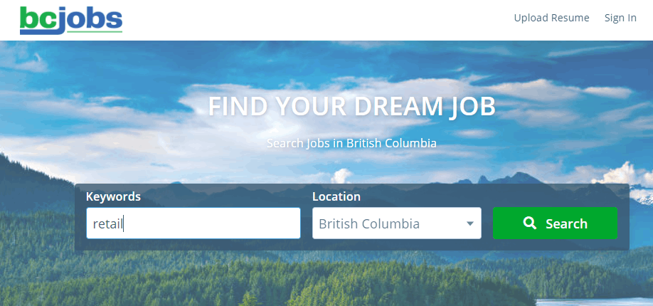 Bcjobs - Get to Work