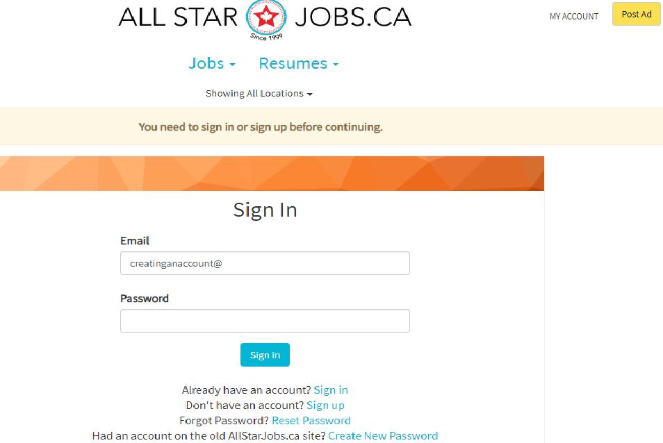 Find Jobs Nearby - AllStarJobs
