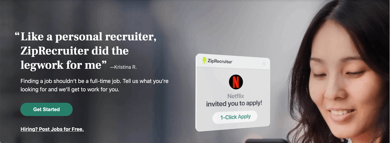 Zip Recruiter - Learn How to Find a Job