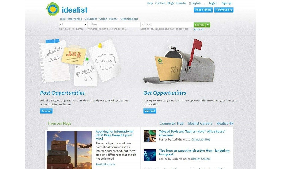 Learn How to Find Jobs with Idealist