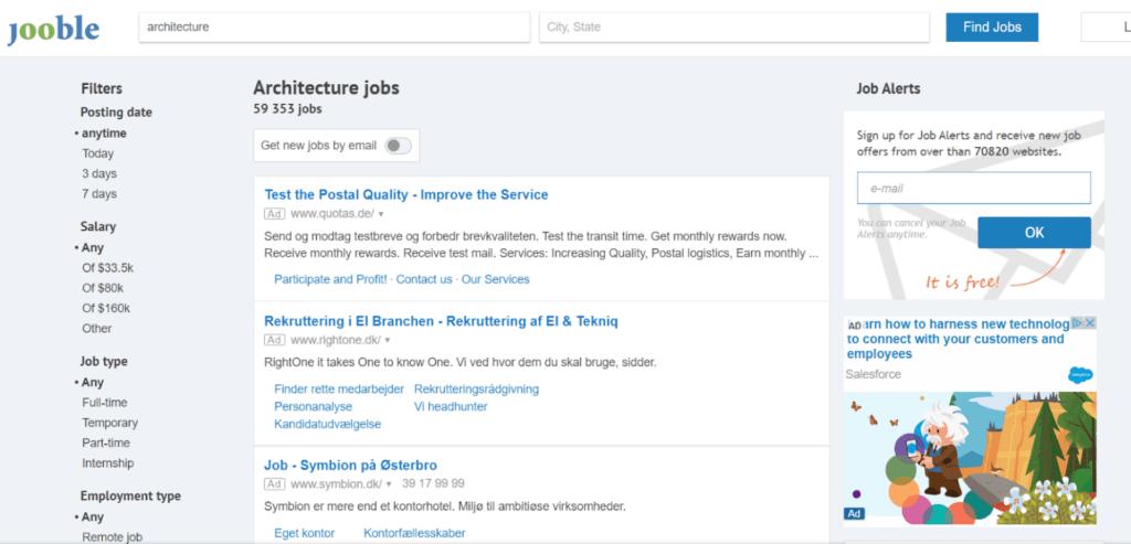 Jooble - Search For Vacancies